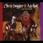 Chris Jagger - Act of Faith (Japan Import)