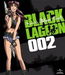 Animation - OVA Black Lagoon Roberta's Blood Trail 002 [Blu-ray] BLU-RAY (Japan Import)