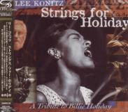 Lee Konitz (as) - Strings For Holiday [Limited Release] [SHM-CD] (Japan Import)