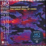 Tangerine Dream - Great Wall Of China [Cardboard Sleeve] [HQCD] (Japan Import)