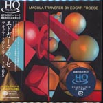 Edgar Froese - Macula Transfer (1976/2005) [Cardboard Sleeve] [HQCD] (Japan Import)