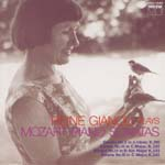 Reine Gianoli (piano) - Mozart: Piano Sonatas (Japan Import)