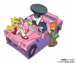 Animation - Panty&Stocking with Garterbelt Vol.4 [Special Edition] [DVD+CD] DVD (Japan Import)