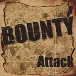BOUNTY - Attack Type-A [CD + DVD] (Japan Import)