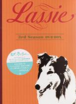 TV Drama - Lassie Original TV Series Third Season DVD Box (Japan Import)