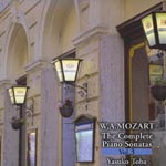 Yasuko Toba (piano) - Mozart : Piano Sonatas Vol.3 (Japan Import)
