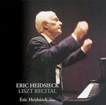 Eric Heidsieck (Piano) - Liszt: Piano Works (Japan Import)