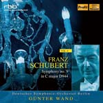 Gunter Wand (conductor), Berlin Deutsches Symphony Orchestra - Franz Chubert:Symphony No.9 In C Major D944 (Japan Import)