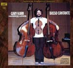 Gary Karr (contrabass), Harmon Lewis (piano) - Arpeggione Sonate / Gary Karr - Kamiwaza no Contrabass - (Japanese title) [SHM-CD] [Limited Release] (Japan Import)