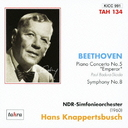 Hans Knappertsbusch (conductor) - Beethoven: Symphony No.8, Piano Concerto No.5 (Japan Import)
