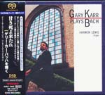 Gary Karr (double bass), Harmon Lewis (organ) - Gary Karr plays Bach [SACD] (Japan Import)