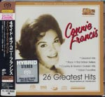 Connie Francis - 26 Greatest Hits [SACD] (Japan Import)
