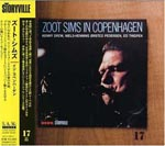Zoot Sims - In Copenhagen (Japan Import)