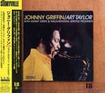 Johnny Griffin - Johnny Griffin / Art Taylor (Japan Import)