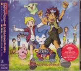 ANIME O.S.T.(TAKANORI ARISAWA) - DIGIMON ADVENTURE 02 THE MOVIE (Japan Import)