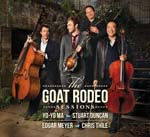 YO-YO MA - GOAT RODEO SESSIONS [Import Disc] (Japan Import)