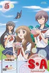 Animation - Special A 5 DVD (Japan Import)
