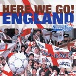"V.A. - THE WORLD SOCCER SONG SERIES Vol.2 ""HERE WE GO! ENGLAND"" (Japan Import)"