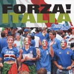 "V.A. - THE WORLD SOCCER SONG SERIES Vol.3 ""FORZA ITALIA"" (Japan Import)"