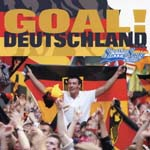 "V.A. - THE WORLD SOCCER SONG SERIES Vol.4 ""GOAL! DEUTSCHLAND"" (Japan Import)"