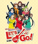 "V.A. - TV Anime ""K-On! (keion!)"" ""K-On! Live Event - Let's Go! -"" Blu-ray [Limited Release] [Blu-ray] BLU-RAY (Japan Import)"