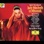 Myung-Whun Chung (conductor), Orchestre de la Bastille - Shostakovich: Lady Macbeth of Mtsensk (Japan Import)