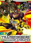 Animation - Transformers Animated Vol.8 DVD (Japan Import)