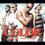 COLOR - Summer time cruisin' [CD+DVD] (Japan Import)