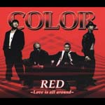 COLOR - RED Love is all around [B Type] (Japan Import)