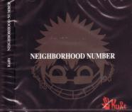 KuRt - Neighborhood Number [CD+DVD] (Japan Import)