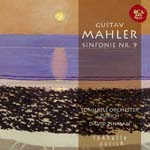 David Zinman (conductor), Tonhalle Orchester Zurich - Mahler: Symphony No. 9 [SACD] (Japan Import)