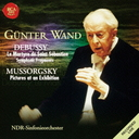 Gunter Wand (conductor) - Mussorgsky: Tableux d'une exposition & Debussy: Le Maytyre de Saint-Sebastien [SACD] SACD (Japan Import)