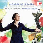 Alondra De La Parra (conductor) - My Mexican Soul: Philharmonic Orchestra Of The Americas (Japan Import)