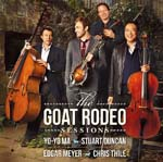 Yo-Yo Ma (cello) - The Goat Rodeo Sessions (Japan Import)