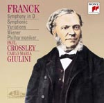Carlo Maria Giulini (conductor) - Franck: Symphony in D minor & Symphonic Variations (Japan Import)