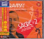 David Zinman (conductor), Tonhalle Orchestra Zurich - Stravinsky: Le Sacre du Printemps (Original Version 1913 & Revised Version 1948) [Blu-spec CD2] (Japan Import)