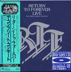 Return To Forever - Return To forever Live The Complete Concert [Cardboard Sleeve (mini LP)] [Blu-spec CD] [Limited Release] (Japan Import)