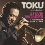 TOKU - TOKU sings&plays STEVIE WONDER (Japan Import)