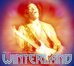 The Jimi Hendrix Experience - Winterland [Limited Release] (Japan Import)