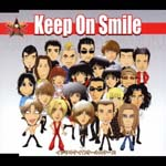 Ijiwarukei All Stars - Keep On Smile (Japan Import)