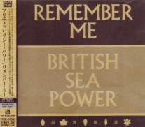 BRITISH SEA POWER - Remember Me (Japan Import)