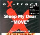 Sleep My Dear - MOVE (Japan Import)
