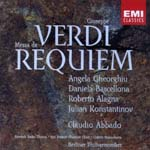 Claudio Abbado (conductor), Berlin Philharmonic Orchestra - Verdi: Requiem (Japan Import)