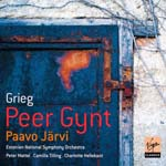 Paavo Jarvi (conductor), Estonian National Symphony Orchestra - Grieg: Peer Gynt (excerpts) (Japan Import)