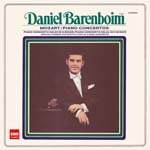 Daniel Barenboim (piano, conductor), English Chamber Orchestra - Mozart: Piano Concerti Nos. 20 & 24 (Japan Import)