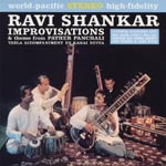 Ravi Shankar - Improvisations [Limited Pressing] (Japan Import)