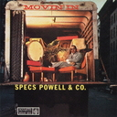 Specs Powell - Movin' In [Limited Pressing] (Japan Import)