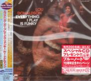 Lou Donaldson - Everything I Play Is Funky [Limited Release] (Japan Import)