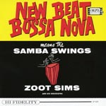 Zoot Sims - New Beat-Bossa Nove Vol.1 [Limited Release] (Japan Import)