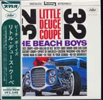 Beach Boys - Little Deuce Coupe [Cardboard Sleeve]  (Japan Import)